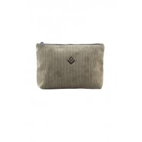 Γυναικεία τσάντα Χειρός Lovely Handmade Necessaire Kotle 9N-FU-30 Olive