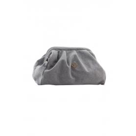 Γυναικεία τσάντα Χειρός Lovely Handmade Paris Felt 9PA-W-03 Grey