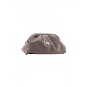 Γυναικεία τσάντα Χειρός Lovely Handmade Paris Felt 9PA-W-07 Taupe