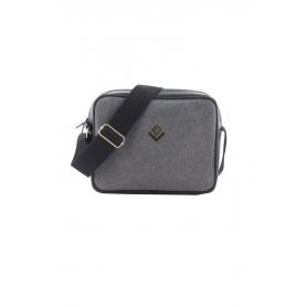 Γυναικεία τσάντα Ώμου Lovely Handmade Favorite Felt 9SQ-W-03 Grey