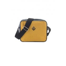 Γυναικεία τσάντα Ώμου Lovely Handmade Favorite Felt 9SQ-W-46 Yellow
