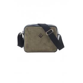 Γυναικεία τσάντα Ώμου Lovely Handmade Favorite Kotle 9SQ-FU-30 Olive