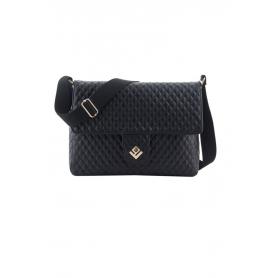 Γυναικεία τσάντα Ώμου Lovely Handmade Irma l Remvi 9IR-LC-13 Black
