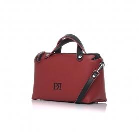 Γυναικεία τσάντα χειρός Pierro Accessories 90441DL08 Κόκκινο