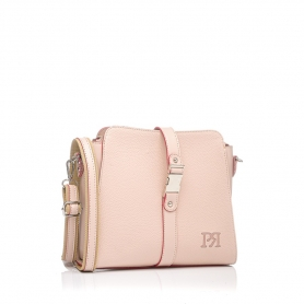 Γυναικεία τσάντα χιαστί Pierro Accessories 90582DL50 Nude