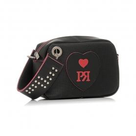 Γυναικεία τσάντα χιαστί Pierro Accessories 90595TR01 Μαύρο