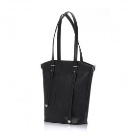 Γυναικεία τσάντα ώμου Pierro Accessories 90598RG01 Μαύρο