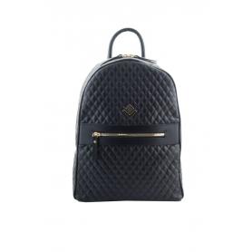 Γυναικεία τσάντα πλάτης Lovely Handmade Basic Remvi 9BP-MC-13 Black