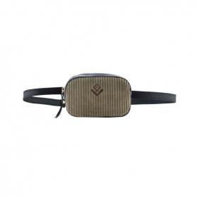 Γυναικείο τσαντάκι μέσης Belt Bag Lovely Handmade Kotle 9B-FU-30 Olive