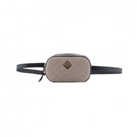Γυναικείο τσαντάκι μέσης Belt Bag Lovely Handmade Remvi 9B-C-05 Beige