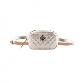 Γυναικείο τσαντάκι μέσης Belt Bag Lovely Handmade Remvi 9B-C-31 Gold