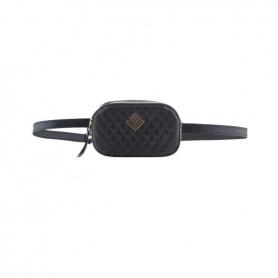Γυναικείο τσαντάκι μέσης Belt Bag Lovely Handmade Remvi 9B-C13 Black