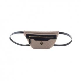 Γυναικείο τσαντάκι μέσης Belt Bag Lovely Handmade Remvi 9B-LC-05 Beige
