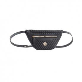 Γυναικείο τσαντάκι μέσης Belt Bag Lovely Handmade Remvi 9B-LC-13 Black