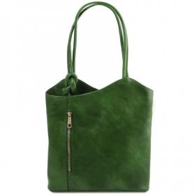 Γυναικεία Τσάντα Δερμάτινη Patty - Πράσινο TL141497