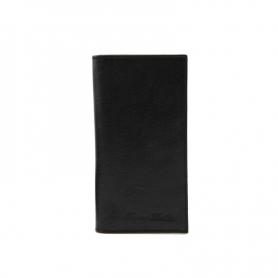 Δερμάτινο Πορτοφόλι / Θήκη TL140784 - Μαύρο