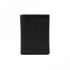 Δερμάτινη θήκη για κάρτες TL140801 - Μαύρο