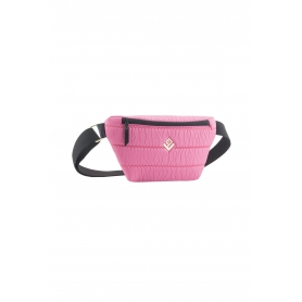 Γυναικείο Τσαντάκι Μέσης Lovely Handmade Camelia Belt Bag Phos | Fuchsia - 10CA-FL-25