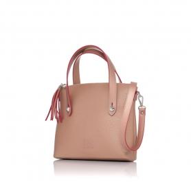 Γυναικεία τσάντα χειρός Pierro Accessories 90112DL26 Χαλκός