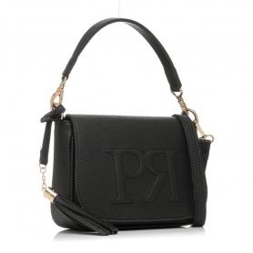 Γυναικεία τσάντα χειρός Pierro Accessories 90609DL01 Μαύρο