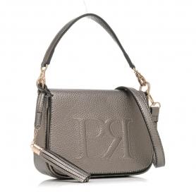Γυναικεία τσάντα χειρός Pierro Accessories 90609DL28 Ατσάλι