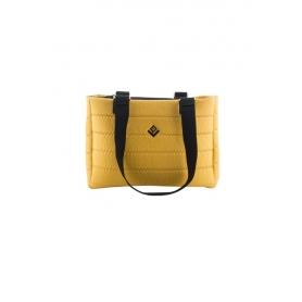 Γυναικεία Τσάντα Ώμου Lovely Handmade Morena Phos Bag | Yellow - 10MOR-FL-19