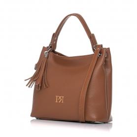 Γυναικεία τσάντα ώμου Pierro Accessories 90519DL11 Ταμπά