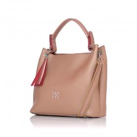 Γυναικεία τσάντα ώμου Pierro Accessories 90519DL26 Χαλκός