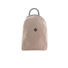Γυναικεία Τσάντα Πλάτης Lovely Handmade Basic Asti Suede Backpack | Taupe - 10BP-SSS-07