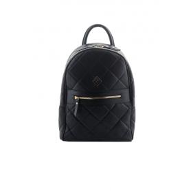 Γυναικεία Τσάντα Πλάτης Lovely Handmade Basic Remvi Backpack | Black - 10BP-MC-13