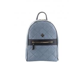 Γυναικεία Τσάντα Πλάτης Lovely Handmade Basic Remvi Backpack | Blue Denim - 10BP-MC-55