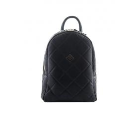 Γυναικεία Τσάντα Πλάτης Lovely Handmade Basic Simple Remvi Backpack | Black - 10BP-SC-13