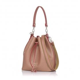Γυναικεία τσάντα πουγκί Pierro Accessories 90400DL26 Χαλκός