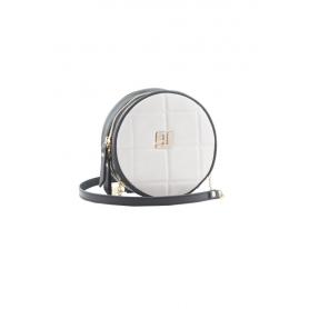 Γυναικεία Τσάντα Ώμου Lovely Handmade Ciklio Remvi Bag   Dirty White - 10CI-C-54