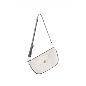 Γυναικεία Τσάντα Ώμου Lovely Handmade Nostalgia Remvi Bag   Dirty White - 10NO-C-54