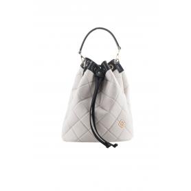 Γυναικεία Τσάντα Πλάτης Lovely Handmade Iris Remvi Backpack | Dirty White - 10IRI-C-54