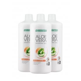 LR Aloe Vera Drinking Gel Peach Flavour 80783-461 3000 ml Σετ 3τεμ.