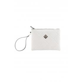 Γυναικεία τσάντα χειρός Lovely Handmade Bend Remvi Handbag | Dirty White - 10BE-C-54