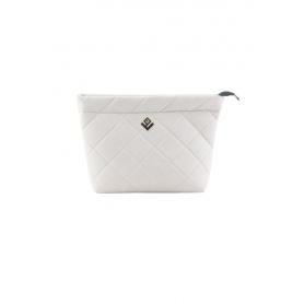Γυναικεία Τσάντα Χειρός Lovely Handmade Ciara Remvi Handbag | Dirty White - 10CIA-C-54