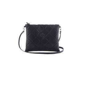 Γυναικεία Τσάντα Χειρός Lovely Handmade Luxurious Remvi Handbag | Black - 10N-LXC-13