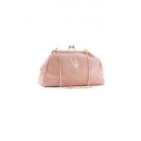 Γυναικεία Τσάντα Χειρός Lovely Handmade Marais Asti Bag | Nude - 10MV-L-06