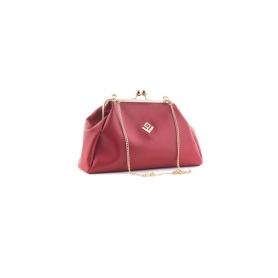Γυναικεία Τσάντα Χειρός Lovely Handmade Marais Asti Bag | Red - 10MV-L-16