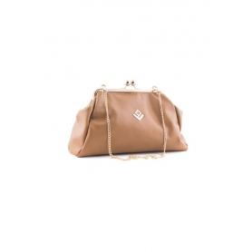 Γυναικεία Τσάντα Χειρός Lovely Handmade Marais Asti Bag | Tabac - 10MV-L-10