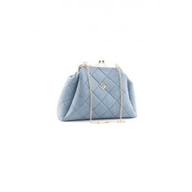 Γυναικεία Τσάντα Χειρός Lovely Handmade Marais Remvi Bag | Blue Denim - 10MV-C-55