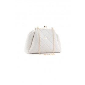 Γυναικεία Τσάντα Χειρός Lovely Handmade Marais Remvi Bag | Dirty White - 10MV-C-54