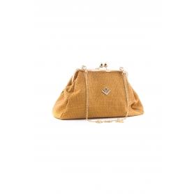 Γυναικεία Τσάντα Χειρός Lovely Handmade Marais St Asti Bag | Mustard - 10MV-L-46S
