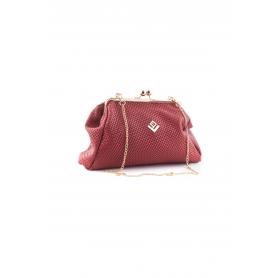 Γυναικεία Τσάντα Χειρός Lovely Handmade Marais St Asti Bag | Red - 10MV-L-16S
