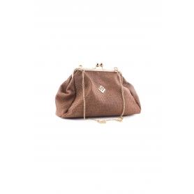 Γυναικεία Τσάντα Χειρός Lovely Handmade Marais St Asti Bag | Tabac - 10MV-L-10S