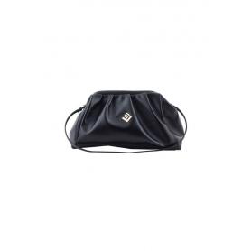 Γυναικεία Τσάντα Χειρός Lovely Handmade Paris Asti Bag | Black - 10PA-L-13