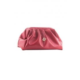 Γυναικεία Τσάντα Χειρός Lovely Handmade Paris Asti Bag | Red - 10PA-L-16